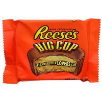 Шоколадный кекс Hersheys Reeses Big Cup 39 грамм