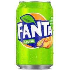 Напиток Fanta Exotic