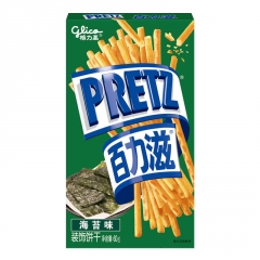 "Хлебные палочки ""Pretz"" со вкусом нори 60 грамм"