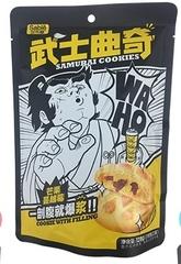 Печенье Samurai cookies со вкусом манго 128 грамм