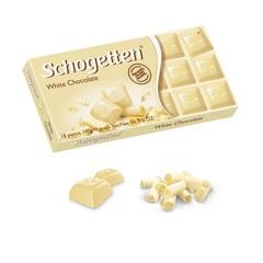 Шоколад Schogetten White Chocolate 'Белый' 100 грамм