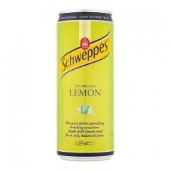 Напиток Schweppes Lemon SLEEK 330 мл