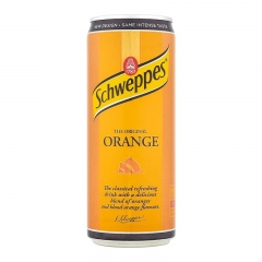Напиток Schweppes Orange Sleek