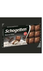 Молочный шоколад Schogetten Сливки и Какао 100 гр