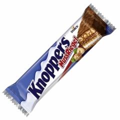 Шоколадный батончик Knoppers Натс 40 гр