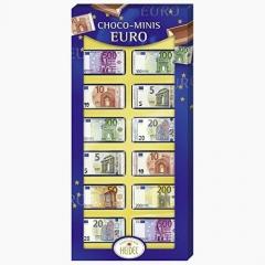 Шоколад в сувенирной упаковке Heidel EURO Чоко-Минис 36 грамм