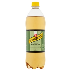 Напиток Schweppes Ginger Ale 900 мл