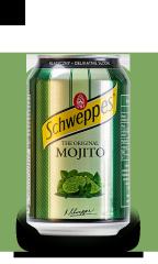 Напиток сильногазированный Schweppes Mojito 330 мл