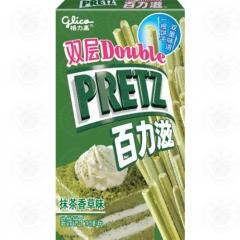 Палочки Pretz со вкусом зеленого чая 45 грамм