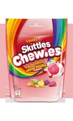 Драже Skittles без скорлупы (Chewies) Фрут 152 гр