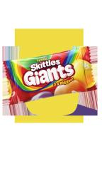 Жевательные драже Skittles Giants 45 гр