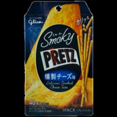 Хлебные палочки Pretz Smoky со вкусом сыра 40 гр