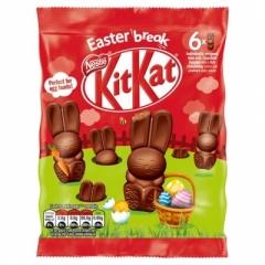 Шоколад KitKat Пасха мини кролик 99 гр