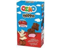 Подушечки с клубничной начинкой Ozmo Hoppo 40 грамм