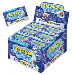 Жевательная резинка Канди Клаб Тату-Бум Super Style со вкусом колы 12 гр