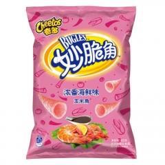 Чипсы Cheetos Bugles со вкусом морских продуктов 65 грамм