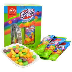 Конфеты Lishuang Радуга 15 грамм