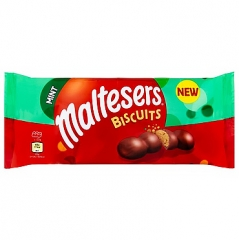 Печенье Maltesers Mint 110 гр