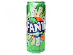 Напиток Fanta Cream Soda 330 мл