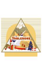 Адвент Календарь Toblerone 200 гр