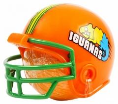 Конфеты Kidsmania футбольный шлем 85 грамм