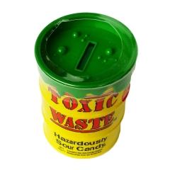 Леденцы Toxic Waste Копилка большая банка 84 грамма