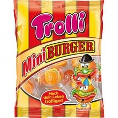 Мармелад жевательный TROLLI Бургер 170 грамм
