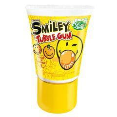 Жевательная резинка Tubble Gum Smiley