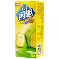 Печенье TUC со вкусом нори 80 грамм
