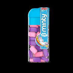 Прессованные конфеты Docile Minty Uni виноград и тутти-фрутти 14 гр