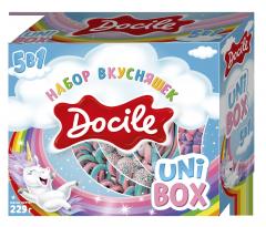 Набор кондитерских изделий Docile UNI BOX 229 гр