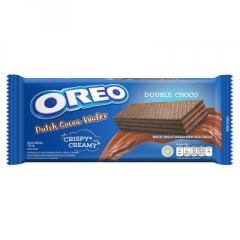 Вафли Oreo Dutch Cocoa Wafer Double Choco 140,4 гр