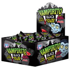 Жевательная резинка (красящая язык) Vampirito Blak 3,5 грамма