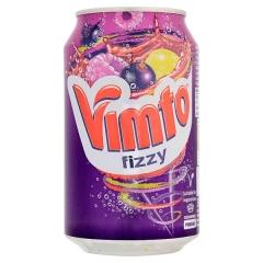 Напиток газированный Vimto Fizzy Original Sugar Reduction 330 мл