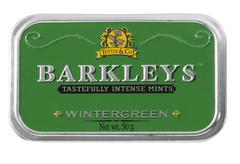 Леденцы BARKLEYS Mints - Зимняя Свежесть