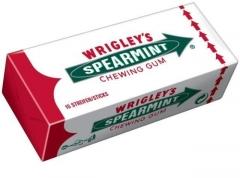 Жевательная резинка Wrigley Gum Spearmint