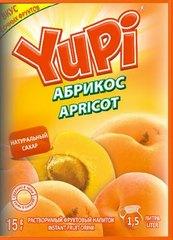 Растворимый напиток YUPI Абрикос 15 грамм