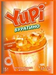 Растворимый напиток YUPI Буратино 15 грамм