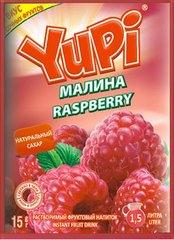 Растворимый напиток YUPI Малина 15 грамм
