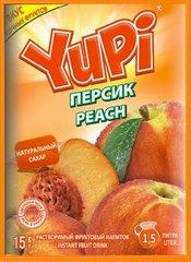 Растворимый напиток YUPI Персик 15 грамм