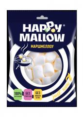 Зефир воздушный Happy Mallow для десертов 135 гр