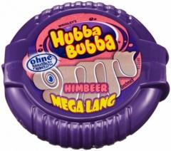 Жевательная резинка лента Wrigley's Hubba Bubba Raspberry 56 грамм