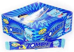 Жевательная конфета 'Джо Джо вкус черника' JoJo Mega Zombie Blueberry 20 грамм