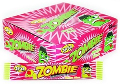 Жевательная конфета JoJo Mega Zombie Strawberry 20 грамм