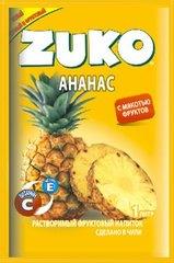 Растворимый напиток ZUKO Ананас 25 грамм