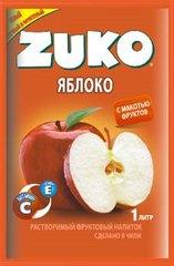 Растворимый напиток ZUKO Яблоко 25 грамм