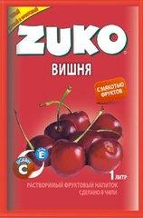 Растворимый напиток ZUKO Вишня 25 грамм