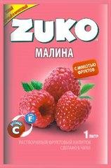 Растворимый напиток ZUKO Малина 25 грамм