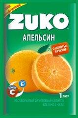 Растворимый напиток ZUKO Апельсин 25 грамм