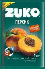 Растворимый напиток ZUKO Персик 25 грамм